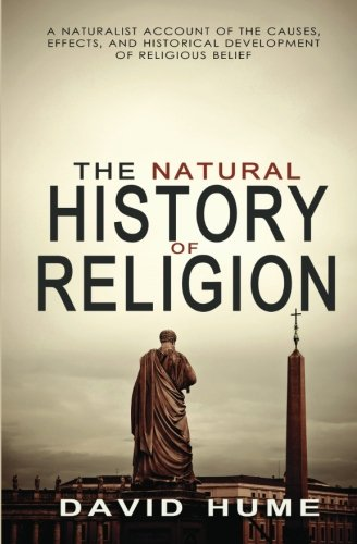 9781461173571: The Natural History of Religion