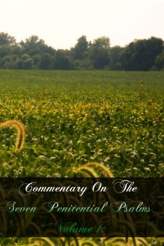 9781461174219: Commentary On The Seven Penitential Psalms