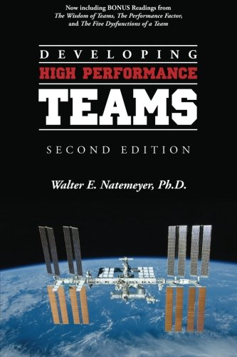9781461180708: Developing High Performance Teams, Second Edition