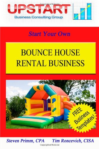 9781461183181: Bounce House Rental Business