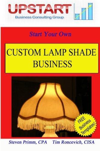9781461183389: Custom Lamp Shade Business