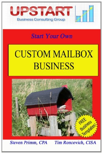 9781461183396: Custom Mailbox Business