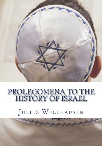 9781461189657: Prolegomena To The History Of Israel