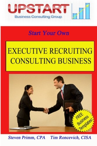Executive Recruiting Consulting Business: Tim Roncevich