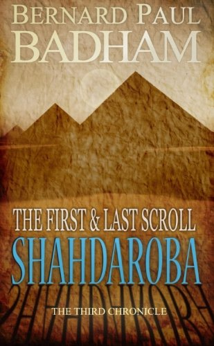 9781461190561: Shahdaroba - The First and Last Scroll