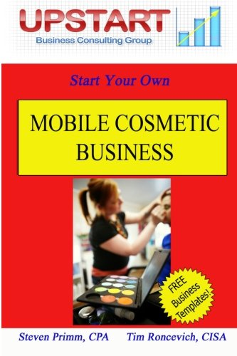 9781461192848: Mobile Cosmetic Business