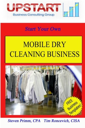 9781461192886: Mobile Dry Cleaning Business