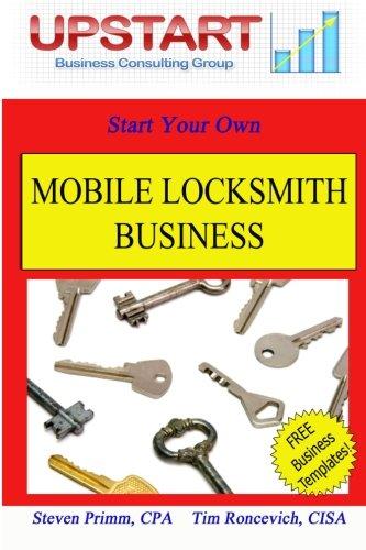 9781461192985: Mobile Locksmith Business