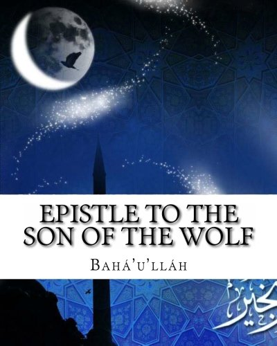 9781461196709: Epistle to the Son of the Wolf