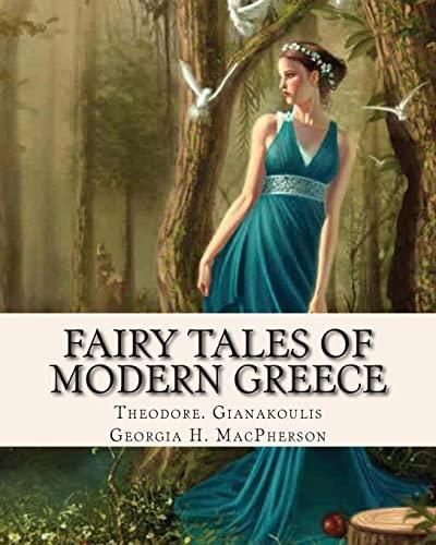 9781461196822: Fairy Tales of Modern Greece