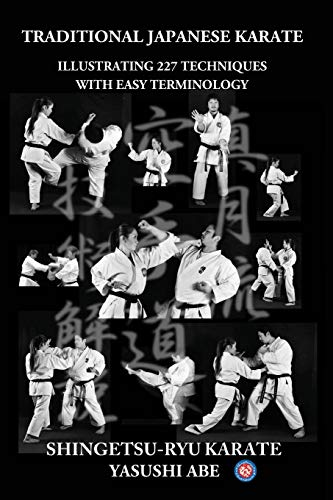 9781461198123: Traditional Japanese Karate: Illustrating 227 Techniques With Easy Terminology