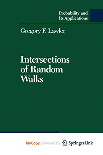 9781461207726: Intersections of Random Walks