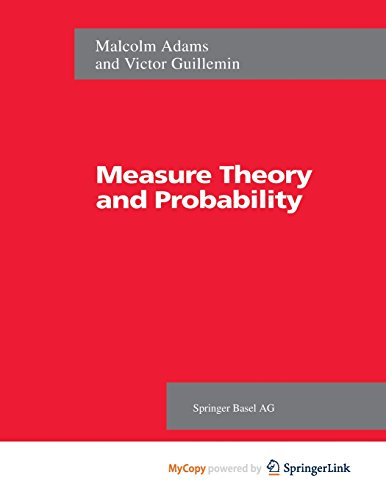 9781461207801: Measure Theory and Probability