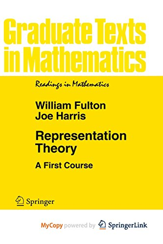 9781461209805: Representation Theory: A First Course