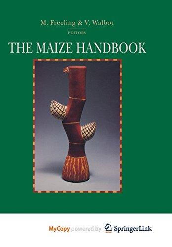 9781461226956: The Maize Handbook