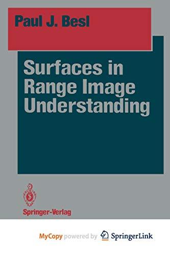 9781461239079: Surfaces in Range Image Understanding