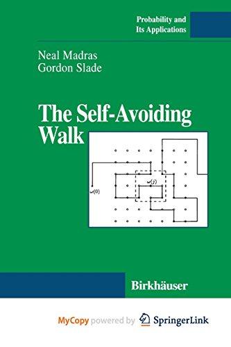 9781461241331: The Self-Avoiding Walk