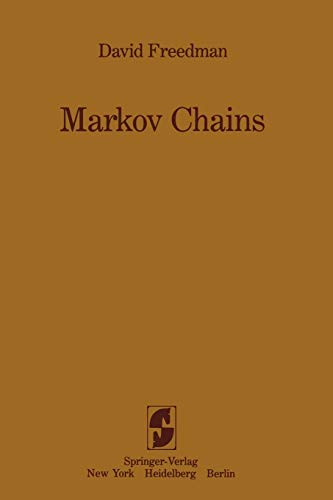 9781461255024: Markov Chains
