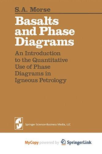 9781461260820: Basalts and Phase Diagrams