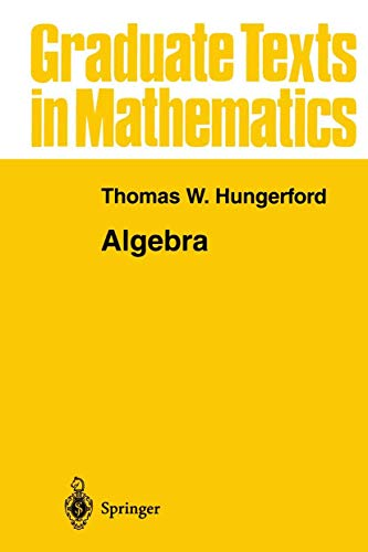 9781461261032: Algebra (Graduate Texts in Mathematics)