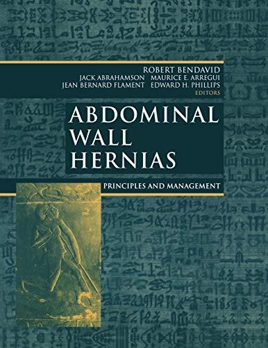 9781461264408: Abdominal Wall Hernias: Principles and Management