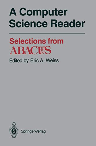 9781461264583: A Computer Science Reader: Selections from ABACUS