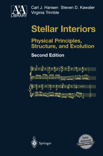 9781461264972: Stellar Interiors: Physical Principles, Structure, and Evolution (Astronomy and Astrophysics Library)