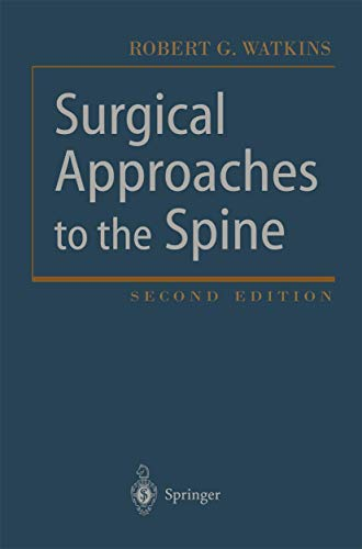 9781461265085: Surgical Approaches to the Spine