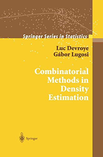 9781461265276: Combinatorial Methods in Density Estimation (Springer Series in Statistics)