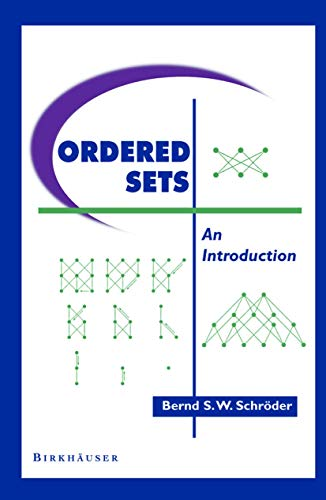 9781461265917: Ordered Sets: An Introduction