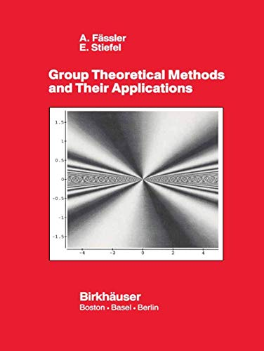 Group Theoretical Methods and Their Applications: E. Stiefel