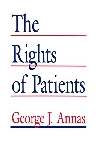 9781461267430: The Rights of Patients: The Basic ACLU Guide to Patient Rights