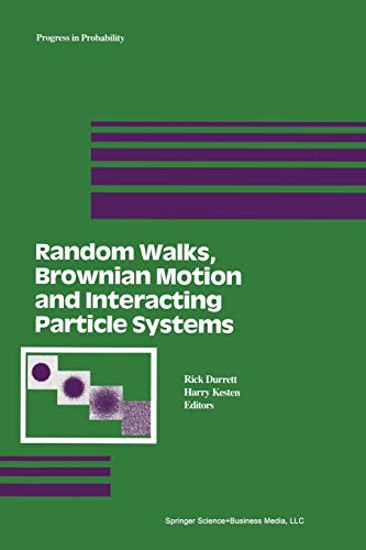 Random Walks, Brownian Motion, and Interacting Particle