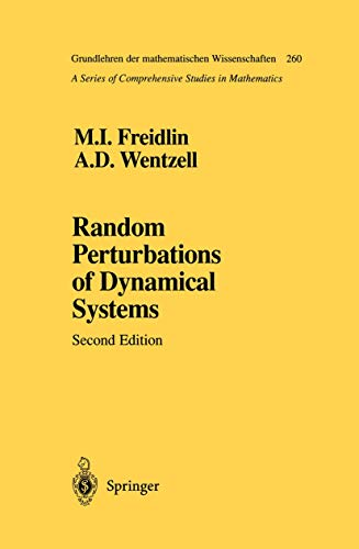 9781461268390: Random Perturbations of Dynamical System (Grundlehren Der Mathematischen)