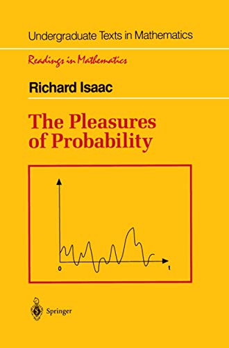 9781461269120: The Pleasures of Probability (Undergraduate Texts in Mathematics / Readings in Mathematics)