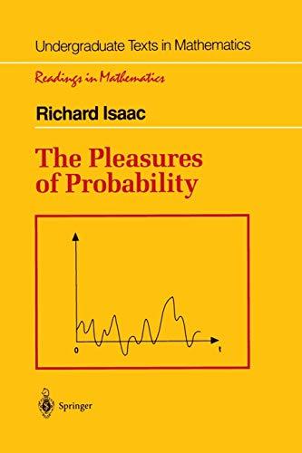 9781461269120: The Pleasures of Probability
