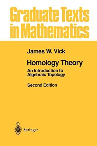 9781461269335: Homology Theory (Graduate Texts in Mathematics)