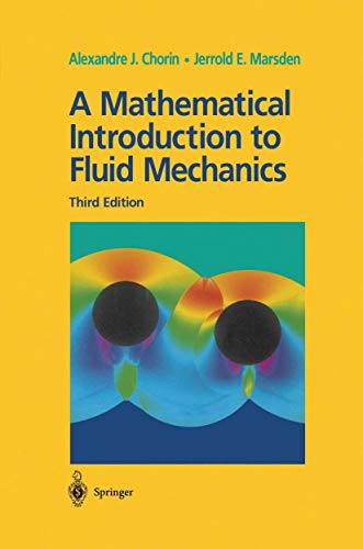 9781461269342: A Mathematical Introduction to Fluid Mechanics