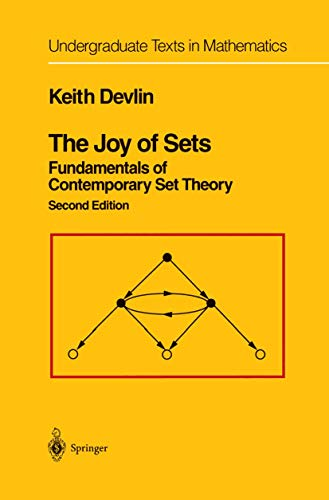 9781461269410: The Joy of Sets: Fundamentals of Contemporary Set Theory (Undergraduate Texts in Mathematics)
