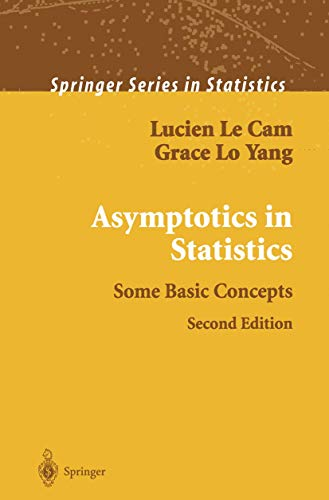 9781461270300: Asymptotics in Statistics: Some Basic Concepts (Springer Series in Statistics)