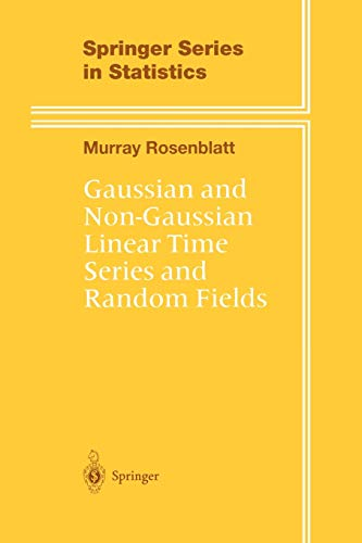 9781461270676: Gaussian and Non-Gaussian Linear Time Series and Random Fields