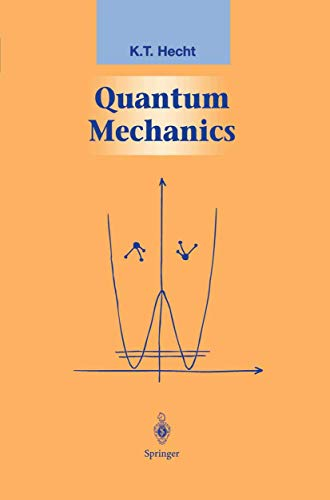 9781461270720: Quantum Mechanics (Graduate Texts in Contemporary Physics)