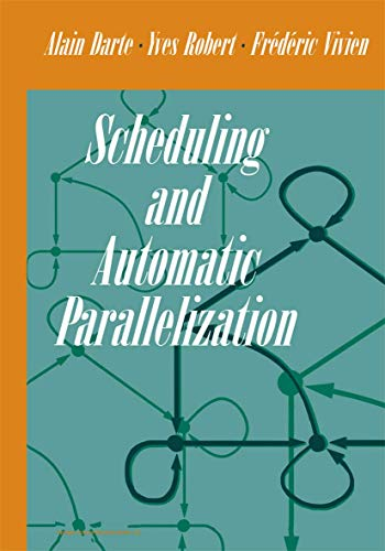 9781461271130: Scheduling and Automatic Parallelization