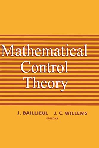 9781461271369: Mathematical Control Theory
