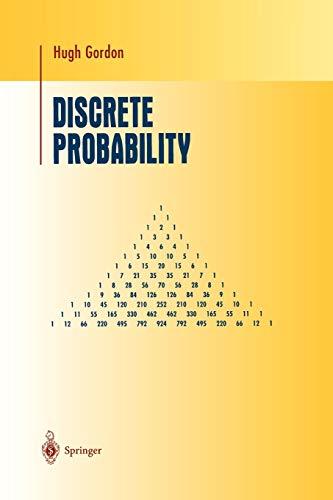 9781461273592: Discrete Probability (Undergraduate Texts in Mathematics)