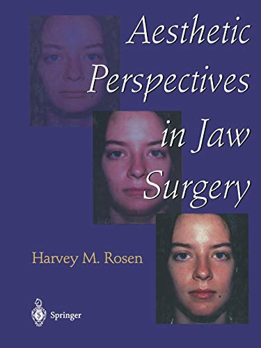 9781461274308: Aesthetic Perspectives in Jaw Surgery