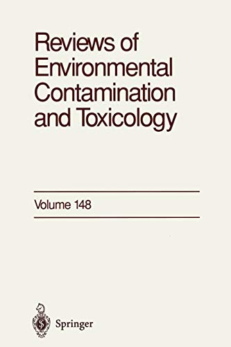 Reviews of Environmental Contamination and Toxicology: Continuation of Residue Reviews: George W. ...