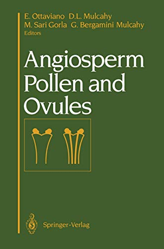 Angiosperm Pollen and Ovules: Springer