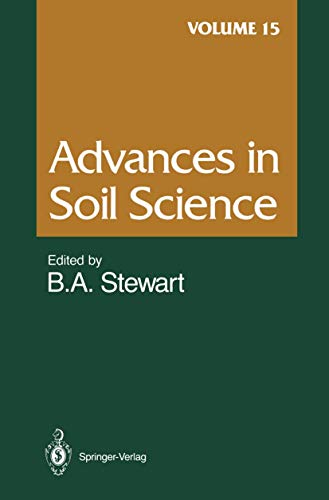 Advances in Soil Science: J.M. Barea (Contributor),