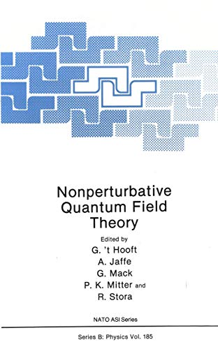 9781461280538: Nonperturbative Quantum Field Theory